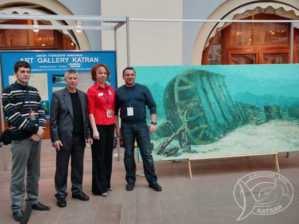 Международный Фестиваль Золотой Дельфин 2012 (отчёт)