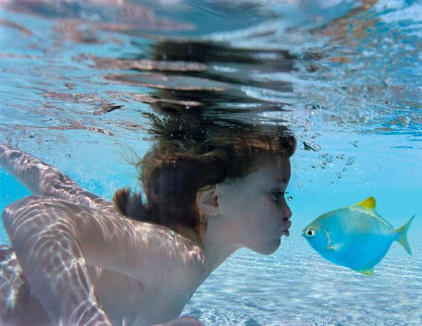 Теперь плавать легко!
